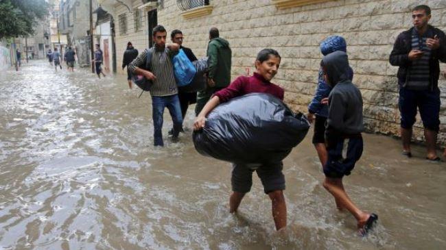 388035_Gaza City-flooding
