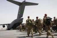 Photo of Troops from Hungary, Iceland, Ireland, Italy leave Afghanistan