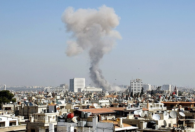 Photo of Mortar Attack Targets Damascus School, Claims 11 Children