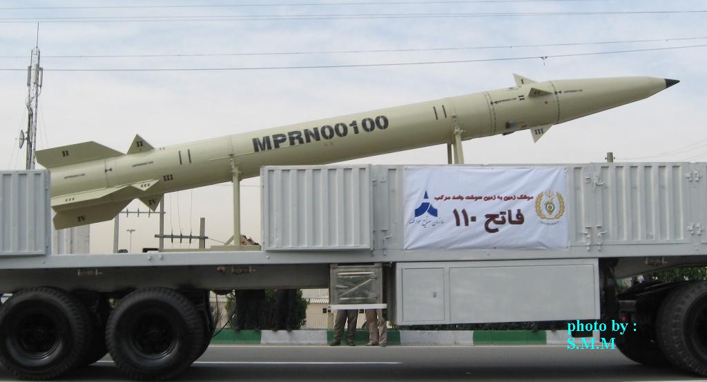 Fateh_MISSILES