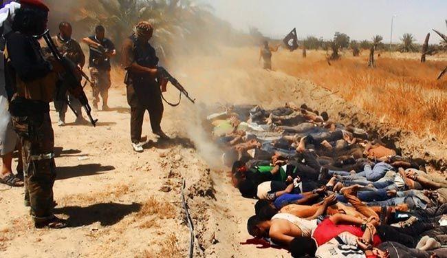 ISIL Massacre