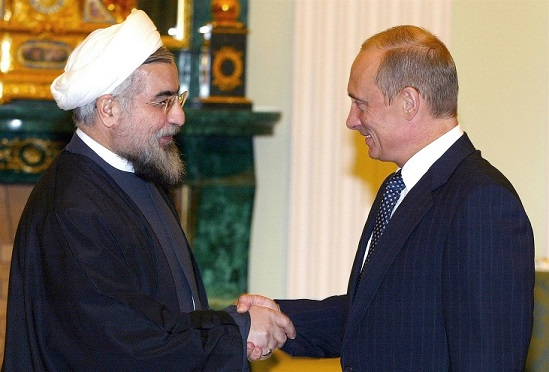 Photo of What did Rouhani  say to Putin in a historic phone call?