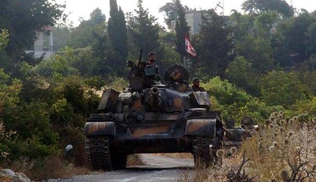 Syria army retakes strategic Haramiyah Mountain in Latakia