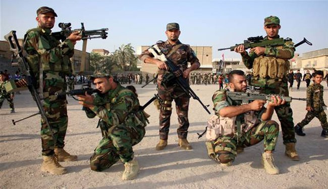Iraqi Army Strikes Dozens of ISIL Terrorists