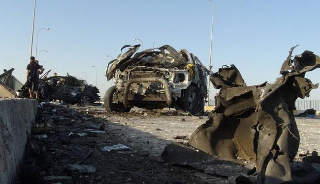 Car Bombs Killed 12 People in Iraq