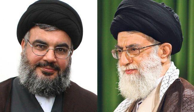 Supreme Leader's Message to Sayyed Nasrallah