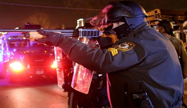 Outrage across US over Ferguson Ruling (+Photos)