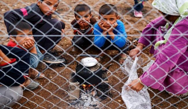 Children of Terror: ISIL Behead Kurdish Children