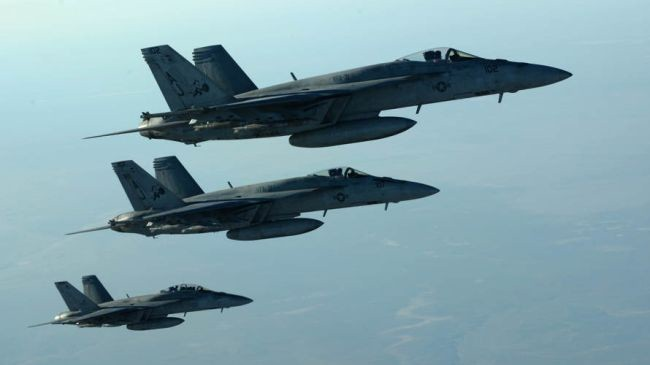 US moving warplanes, drones to Kuwait: Report