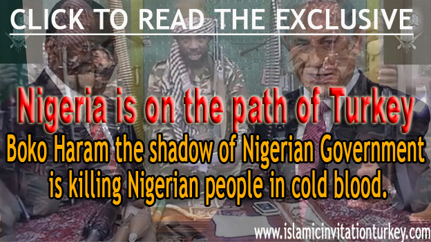 Photo of EXCLUSIVE- Nigeria is on the path of Turkey. Boko Haram the shadow of Nigerian Government is killing Nigerian people in cold blood.