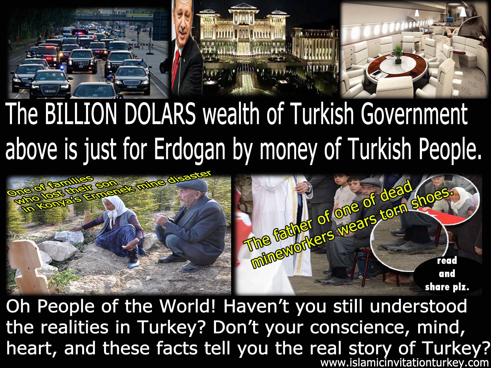 oppressed people of Turkey