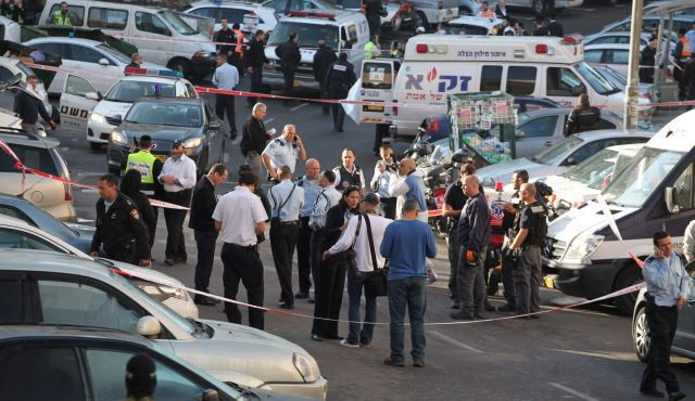Photo of Shooting Attack in Occupied Jerusalem Synagogue sends Five Inhuman Israelis to Hell