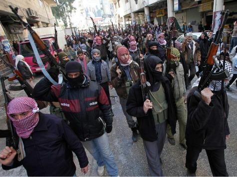 syrian militants