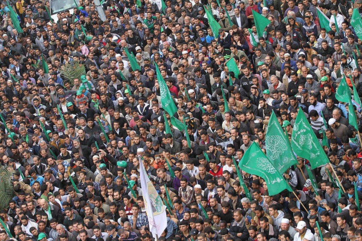Photo of Gaza marks Hamas' 27th anniversary