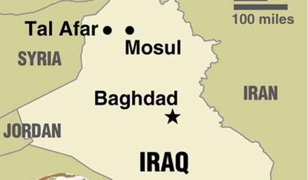 Photo of Iraqi Army Liberates Base in Tal Afar