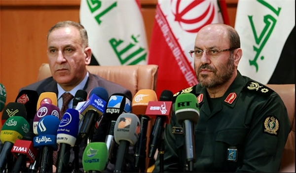 Photo of Iranian DM: ISIL Serving US, Israel's Interests in Region