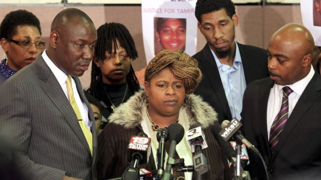 Photo of US mother demands justice for her 12-year-old son fatally shot by white police