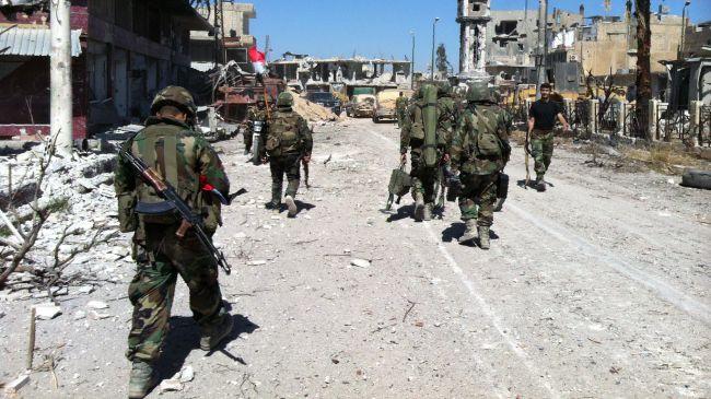 Photo of Syrian army makes new gains in Dayr al-Zawr
