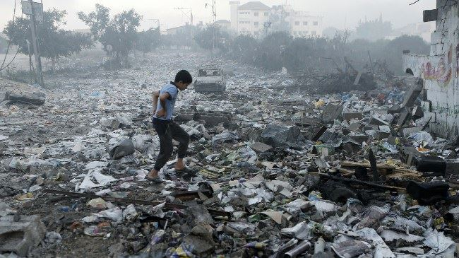Photo of UN agency urges funding for Gaza reconstruction