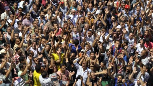 Photo of Egypt alliance urges protests against military rule