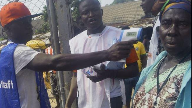 Photo of Ebola-hit Liberia holds delayed elections