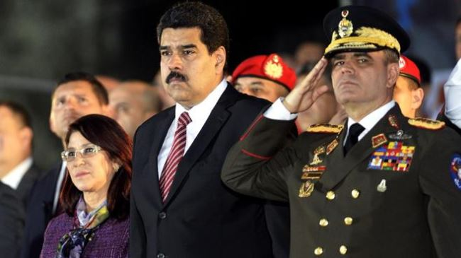Photo of US bans aim to oust Venezuelan pres.: Defense Min.