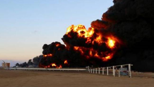 Photo of Oil region clashes seriously escalating: Libya FM