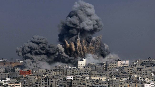 Photo of Terrorist Israel used Gaza as testing ground for new weapons
