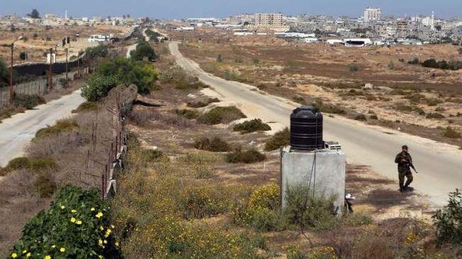 392523_Egypt-Gaza-border