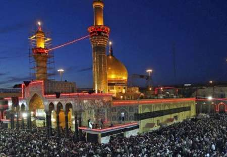 Photo of Mortar shelling cause of last night sounds of explosion in Karbala