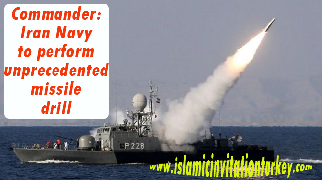 Photo of Iran Navy to perform unprecedented missile drill: Commander