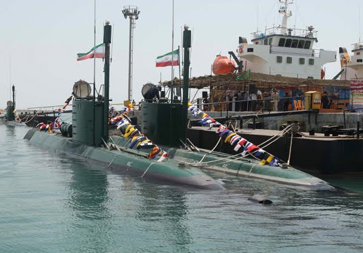 Photo of Iran to unveil 550-ton Fateh submarine