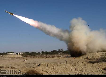 Photo of Iranian Soldiers Fire 'Maverik' Missiles in 4th Day of Military Drill