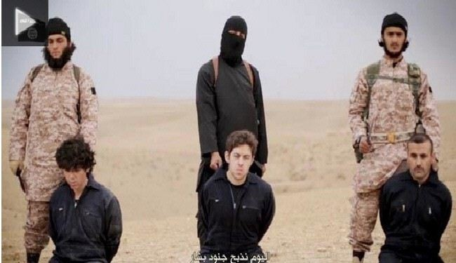 Photo of ISIS Mass Beheading Video Took 6 Hours to Film and Multiple Takes