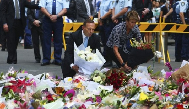 Australians Mourn Hostages Killed in Siege