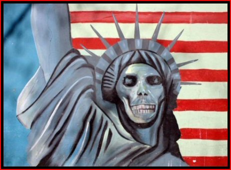 Photo of Great Satan US penalizes supporters of Syrian govt.