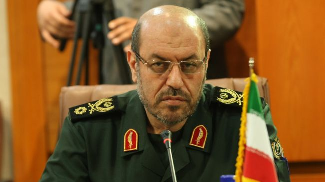 Photo of Iranian Defense Minister: Tehran World's 4th Missile Power, Holy Iraq's Shrine Red Line