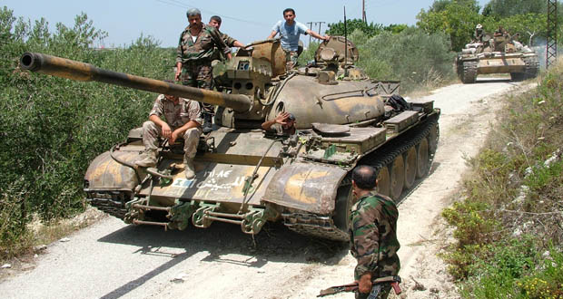 Photo of Syrian Army Strikes Terrorists in Several Provinces across Country