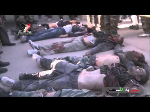 Photo of Syrian Army kills 30 Al-Nusra Front Terrorists in northeast Dara'a