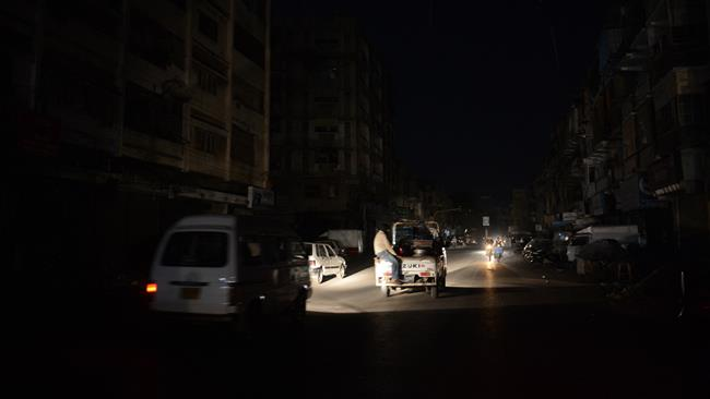 Photo of Pakistan plunges into darkness after militant attack
