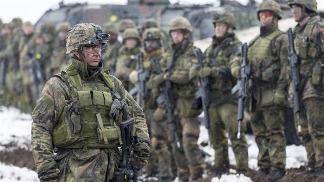 Photo of Germany's armed forces overstretched