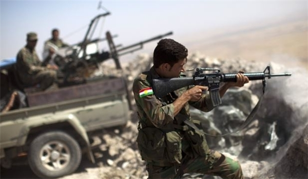 Photo of Kurdish Peshmerga Forces Thwart ISIL Attack on Tal Afar