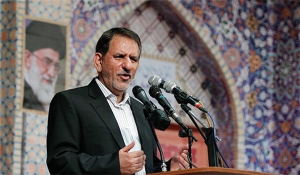 Photo of First VP: Iran Prepared to Confront Challenges
