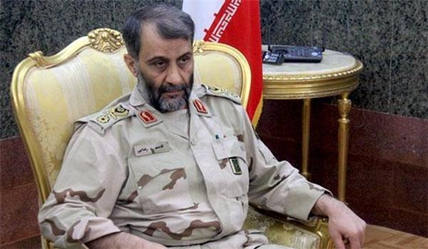 Photo of Iranian Border Guards Commander: Terrorism in Region Run by Bullying World Powers
