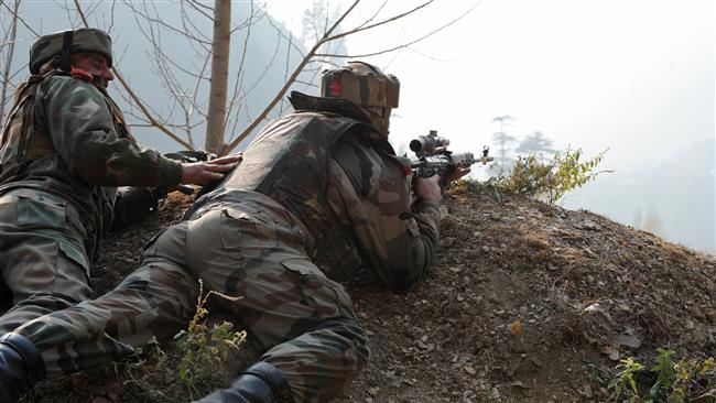 Photo of India troops kill 5 pro-independence fighters in Kashmir