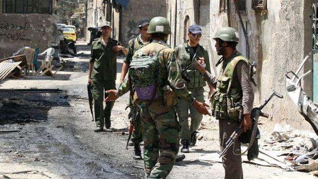 Photo of Damascus delivers aid to militant-held town