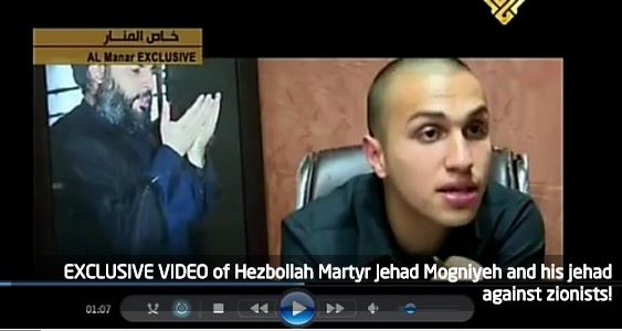 Photo of EXCLUSIVE VIDEO of Hezbollah Martyr Jehad Mogniyeh and his jehad against zionists!