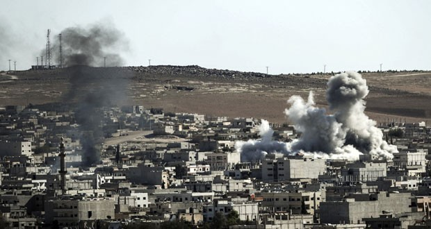 Photo of Ein al-Arab (Kobani) locals continue to advance in the city, inflicting heavy losses on ISIS