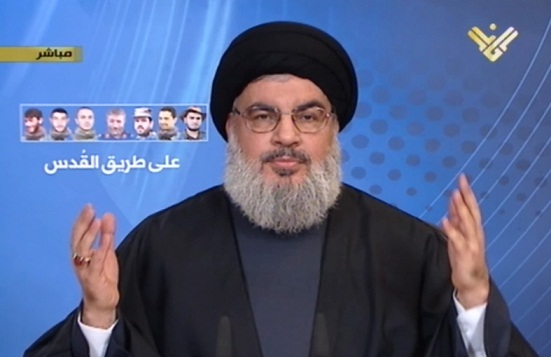 """Photo of Sayyed Nasrallah: No More """"Rules of Engagement"""" in Conflict with Israel"""