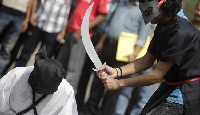 2 Saudis Beheaded in First Executions of 2015